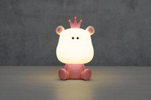 Vaikiškas reguliuojamas liečiamas šviestuvas Hippo kaina ir informacija | Vaikiškas reguliuojamas liečiamas šviestuvas Hippo | pigu.lt