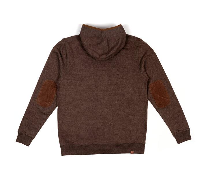 Džemperis vyrams Blend, rudas kaina