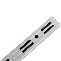 Profilis HETTICH 1000mm dvigubas kaina ir informacija | Surenkamos lentynų sistemos | pigu.lt