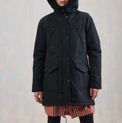 Elvine moteriška striukė Magnolia, tamsiai mėlyna kaina ir informacija | Paltai moterims | pigu.lt
