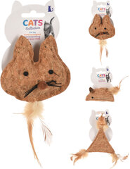 Cats žaislas katėms iš natūralaus pluošto kaina ir informacija   Žaislai katėms   pigu.lt