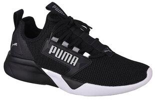 Laisvalaikio batai moterims Puma 192341-01, juodi kaina ir informacija | Sportiniai bateliai, kedai moterims | pigu.lt