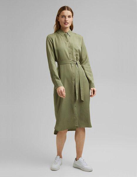 Suknelė moterims Esprit 021EE1E308 21S, žalia kaina ir informacija | Suknelės | pigu.lt