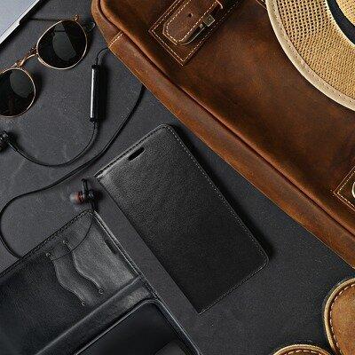 Чехол Magnet Book для Samsung Galaxy A42 5G, черный