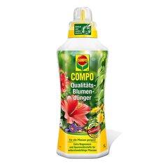COMPO Universalios trąšos gėlėms, 1L kaina ir informacija | Skystos trąšos | pigu.lt