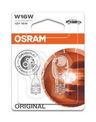 Automobilinės lemputės Osram Original Line W16W / W2.1X9.5D