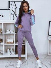 Laisvalaikio kostiumas moterims Duo, violetinis kaina ir informacija | Laisvalaikio kostiumas moterims Duo, violetinis | pigu.lt