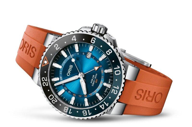 Мужские часы Oris Aquis Carysfort Reef Limited Edition цена