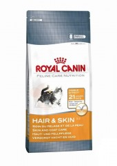 Royal Canin Cat Hair and skin 2 kg