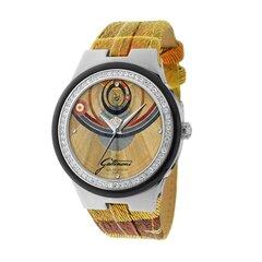 Laikrodis moterims Gattinoni Aries Planetarium Silver