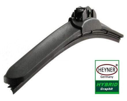 Heyner valytuvas HYBRID 650mm (hibridinis,berėmis,bekorpusinis)