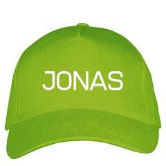 Kepuraitė su snapeliu - Jonas, salotinė kaina ir informacija | Originalios kepurės | pigu.lt