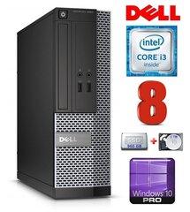 DELL 3020 SFF i3-4150 8GB 960SSD+2TB WIN10Pro kaina ir informacija   Stacionarūs kompiuteriai   pigu.lt