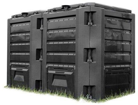 Komposto dėžė IKSM 800 kaina ir informacija | Komposto dėžės, lauko konteineriai | pigu.lt