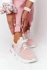 Sportiniai bateliai moterims Skarpet, rožiniai kaina ir informacija | Sportiniai bateliai, kedai moterims | pigu.lt
