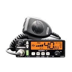 President Barry II CB radijo stotelė kaina ir informacija | President Barry II CB radijo stotelė | pigu.lt
