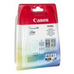 CANON PG-40/CL-41 Multi Pack (2 cartridges) цена и информация | CANON PG-40/CL-41 Multi Pack (2 cartridges) | pigu.lt