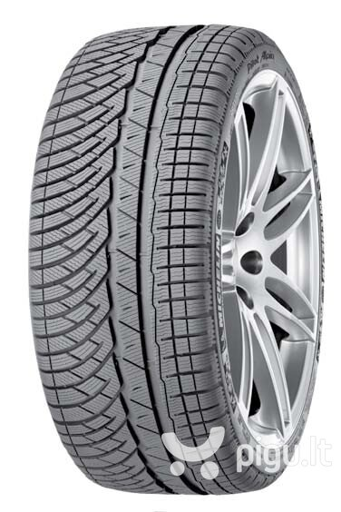 Michelin PILOT ALPIN PA4 255/40R19 100 V
