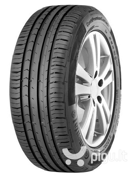 Continental ContiPremiumContact 5 195/55R16 87 H