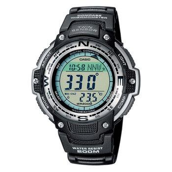 Vyriškas laikrodis Casio SGW-100-1V kaina ir informacija | Vyriški laikrodžiai | pigu.lt