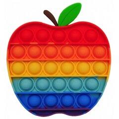 Silikoninis žaislas POP IT, obuolys kaina ir informacija | Silikoninis žaislas POP IT, obuolys | pigu.lt