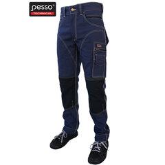 Рабочие брюки Pesso KDCM цена и информация | Рабочая одежда | pigu.lt