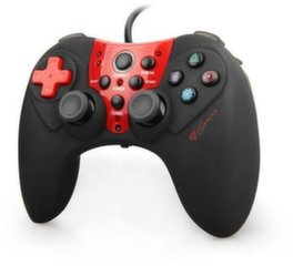Natec Genesis P44 Gamepad for PlayStation3/PC Black