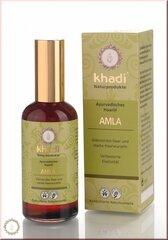 Ajurvedinis aliejus plaukams Khadi Amla 100 ml kaina ir informacija | Priemonės plaukų stiprinimui | pigu.lt