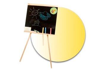 Medinė vienpusė piešimo lenta WB01 kaina ir informacija | Lavinamieji žaislai | pigu.lt