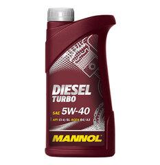 Mannol alyva Diesel Turbo 5W-40, 1L