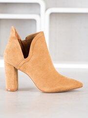 Aukštakulniai moterims 891088834 kaina ir informacija | Aulinukai, ilgaauliai batai moterims | pigu.lt
