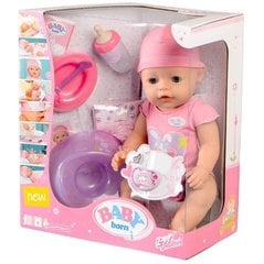 Interaktyvi lėlė - mergaitė Baby born ®