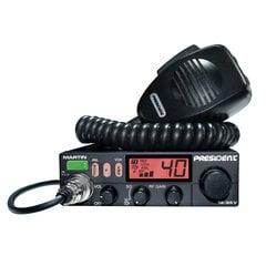 Radijo stotelė President Martin CB kaina ir informacija | Radijo stotelė President Martin CB | pigu.lt