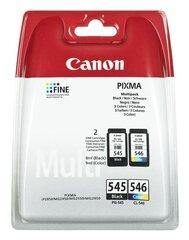 CANON PG-545/CL-546 Multi pack kaina ir informacija | Kasetės rašaliniams spausdintuvams | pigu.lt
