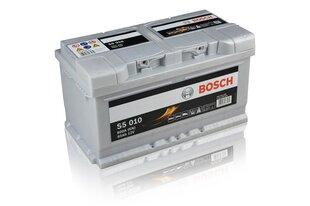 Akumuliatorius Bosch 85Ah 800A S5010 kaina ir informacija | Akumuliatoriai | pigu.lt