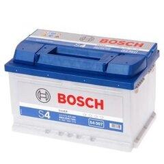 Akumuliatorius Bosch 72Ah 680A S4007 kaina ir informacija | Akumuliatoriai | pigu.lt