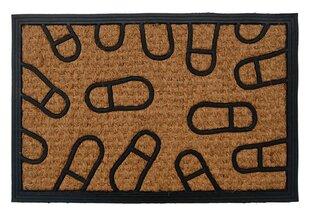 Durų kilimėlis Panama Pėdutės 40x60 cm