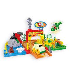 """Vaikiškas rinkinys """"Zoo"""" Mochtoys 10670"""