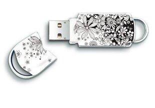 USB laikmenaIntegralXpression Flowers 8GB USB 2.0