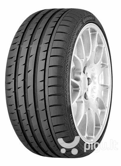 Continental ContiSportContact 3 245/45R17 95 W MO