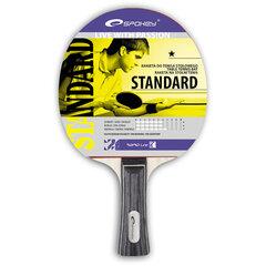 Stalo teniso raketė Spokey STANDART AN rankena kaina ir informacija | Stalo tenisas | pigu.lt