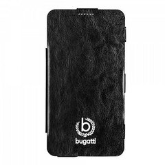 Bugatti dėklas UltraThin BookCase Geneva, Samsung Galaxy Note 3