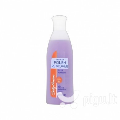 Nagų lako valiklis Sally Hansen Regular 200 ml