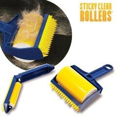 Pūkų nurinkimo rinkinys Sticky Clean Rollers kaina ir informacija | Namai | pigu.lt