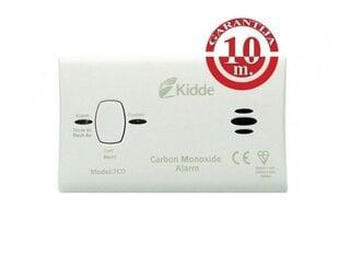 Anglies monoksido detektorius Kidde 7CO kaina ir informacija | Dūmų detektoriai | pigu.lt