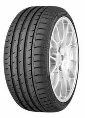 Continental ContiSportContact 3 275/40R19 101 W ROF SSR