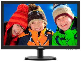 "Philips 243V5LHAB 24"" kaina ir informacija | Monitoriai | pigu.lt"