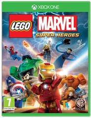 LEGO Marvel Super Heroes, Xbox One