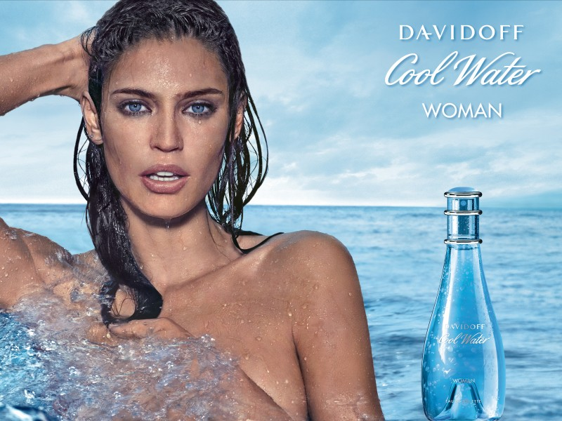 Tualetinis vanduo Davidoff Cool Water Woman EDT moterims 100 ml internetu