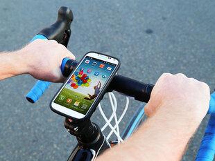 Telefono laikiklis dviračiui Quad Lock Samsung Galaxy S4